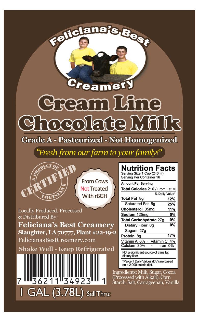 Louisiana Cream Line Milk Archives Feliciana S Best Creamery