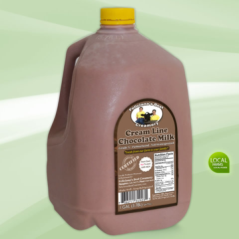 Real Chocolate Milk