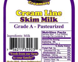 skim-milk-label