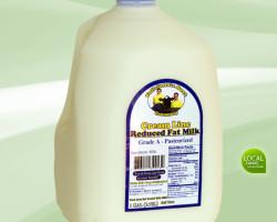 Cream Line Reduced Fat 2% Milk